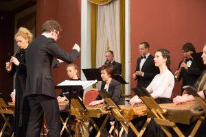 """Ansamblio """"Lietuva"""" orkestras_M. Siruso nuotr."""