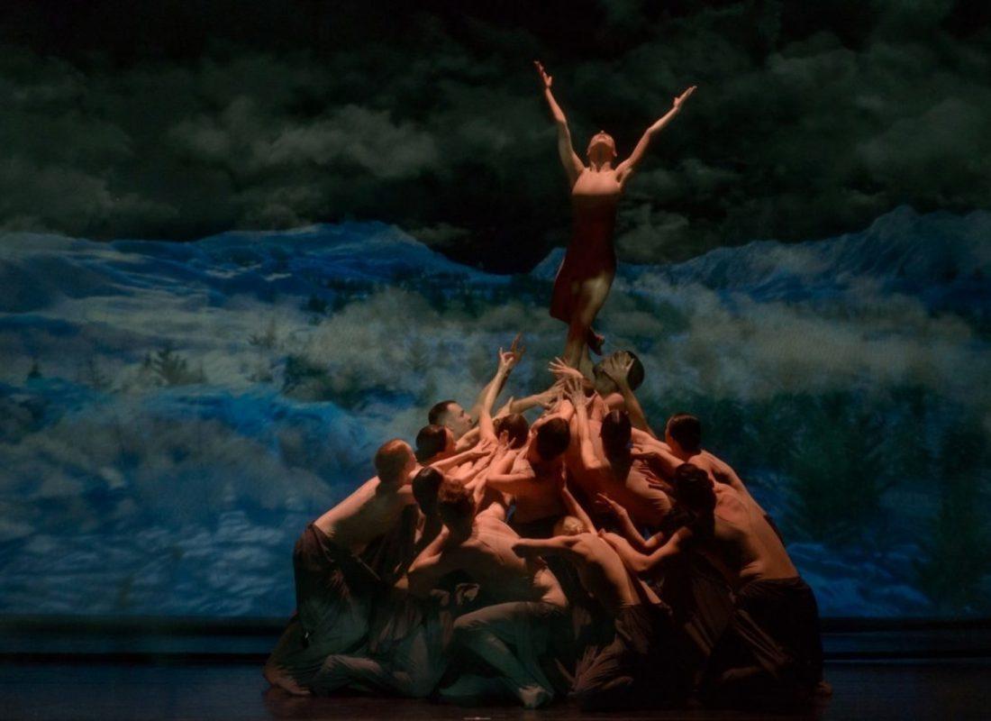 Vilija Targamadzė apie novatorišką spektaklį: ta gyvastis ir pajauta nuo pradžių manęs nebepaleido
