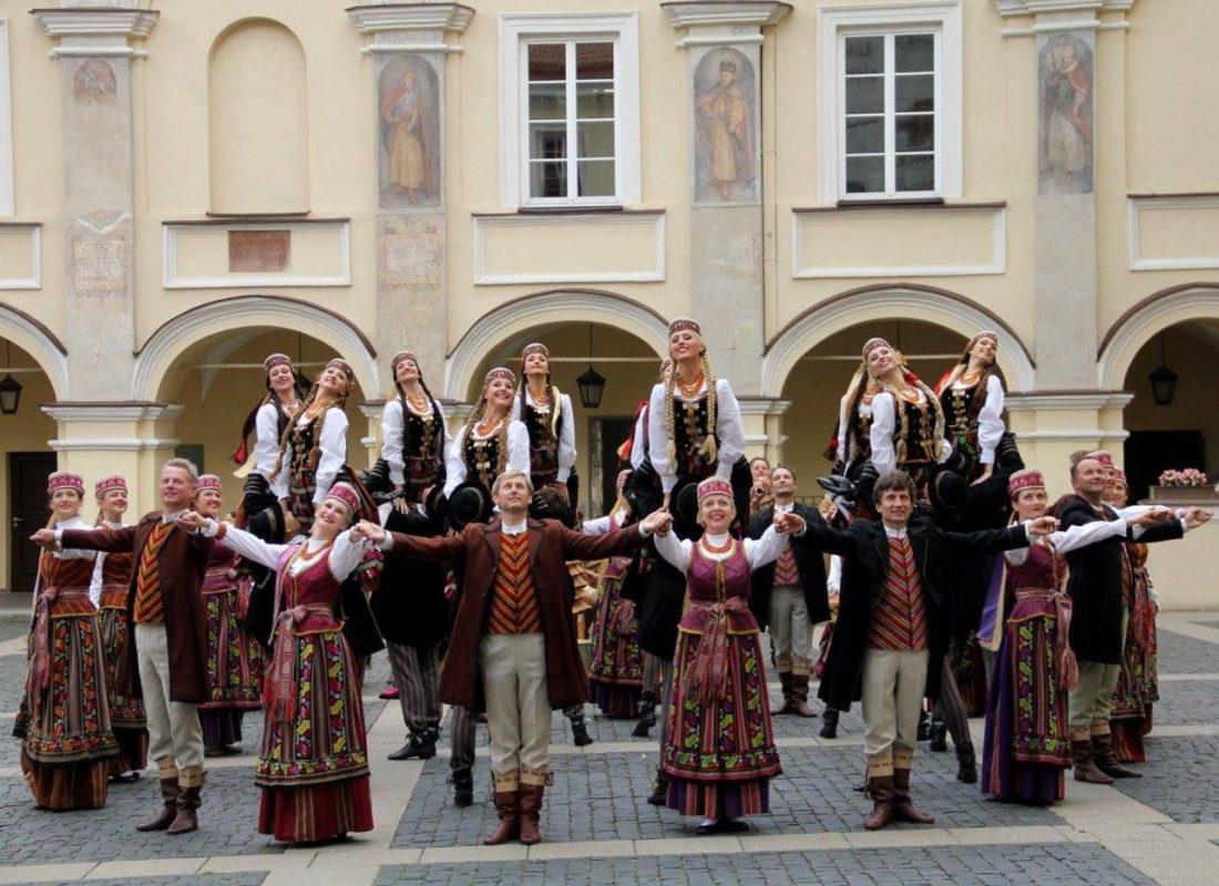 "Ansamblis ""Lietuva"" pristato ypatingą jubiliejinį koncertą"