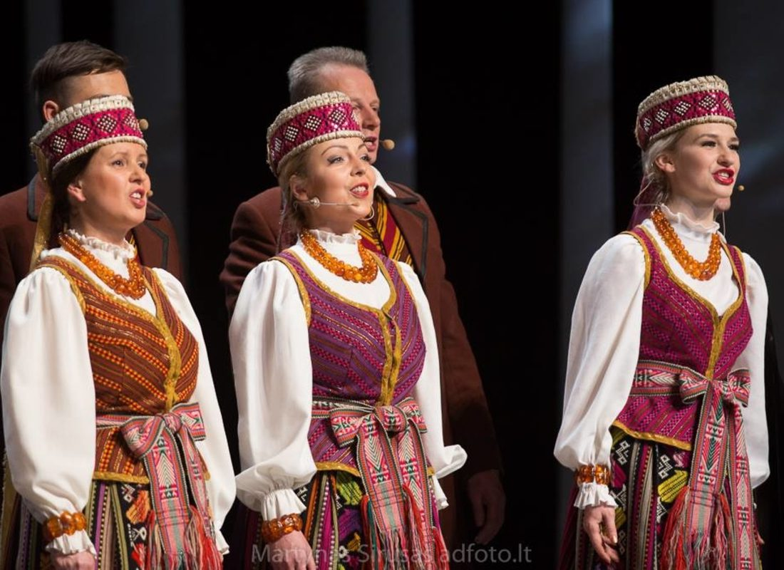 Sezono pabaigai – gražiausi jubiliejinio koncerto fragmentai Vilniaus publikai