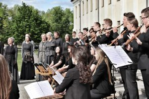 """Koncertas """"Ačiū, Lietuva""""_ J.Kubilienės nuotr."""