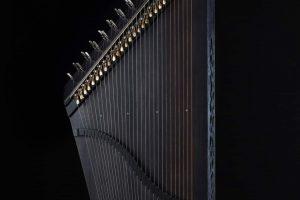 Juodos kanklės (Vytauto Švažo gamyba)