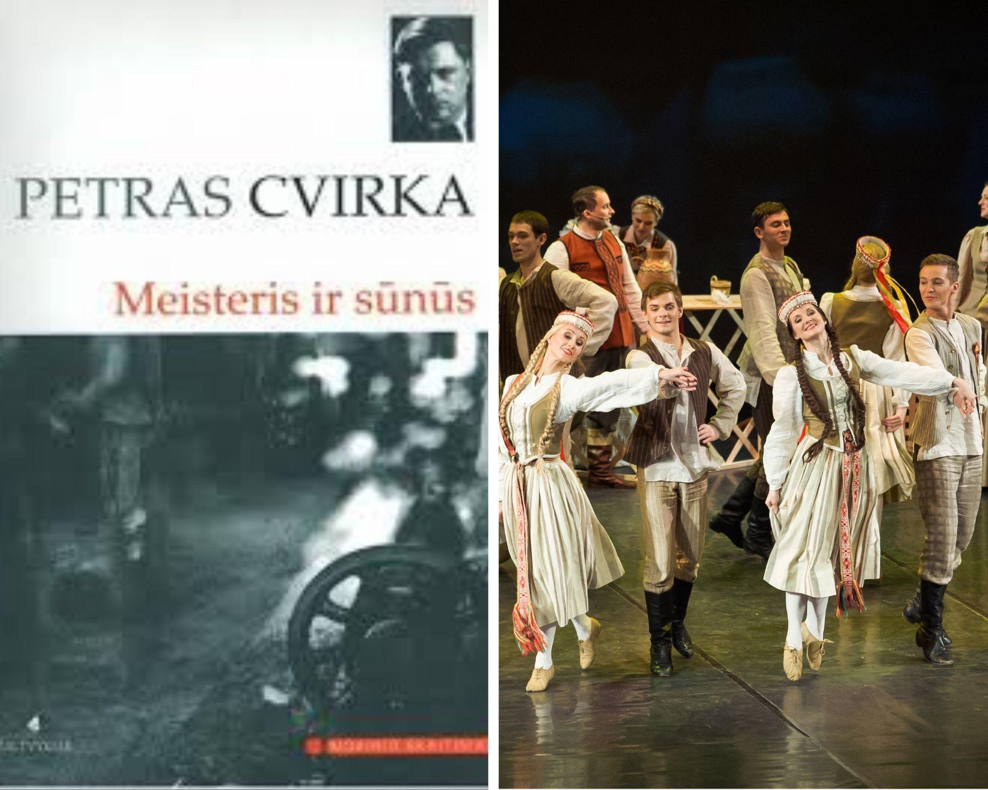 Nuotraukų autoriai: M. Sirusas (dešinėje)