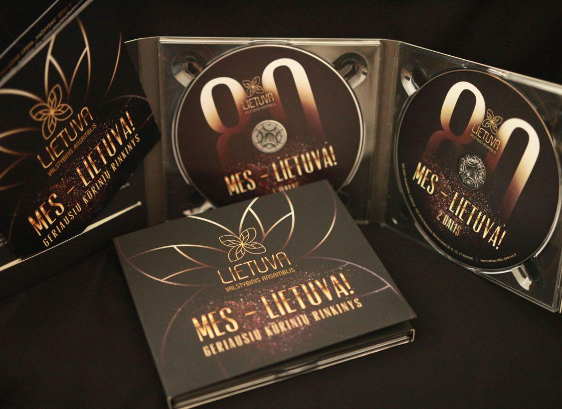 """Legendinis ansamblis """"Lietuva"""" švenčia jubiliejinį sezoną: kartu su kitais atlikėjais pristato muzikinį albumą"""