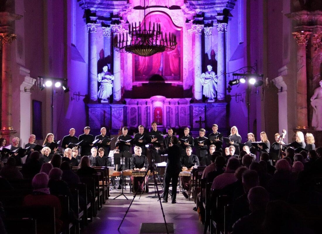 """Sakralinės muzikos koncertas """"Tikiu"""" skambės Europos paveldo dienose"""